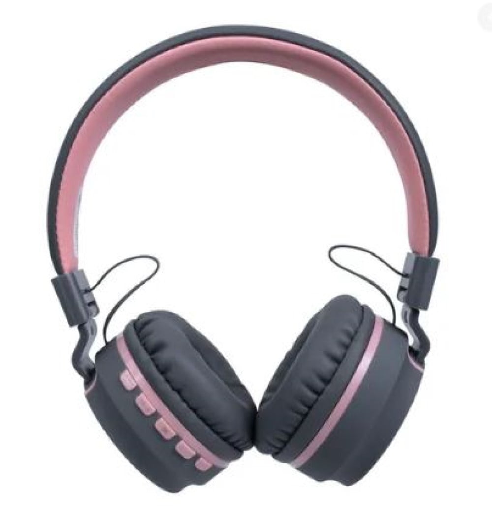 Headset Oex Hs310 Candy Rosa Claro