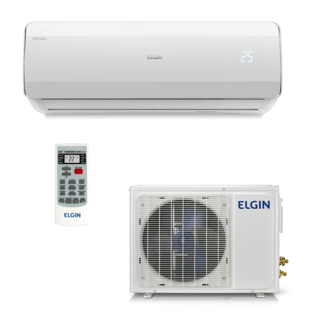 Ar Condicionado Split Hi-Wall Eco Power 9.000 BTU/h Frio 220V  Elgin