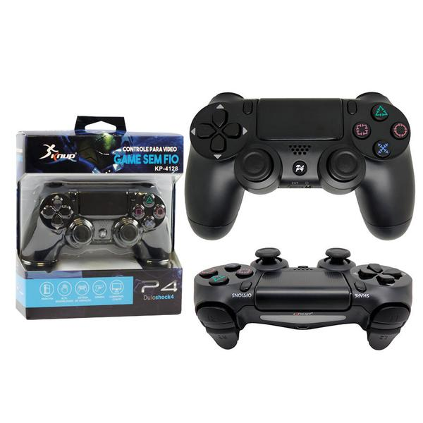 Controle Ps4 Kp-4128 Knup