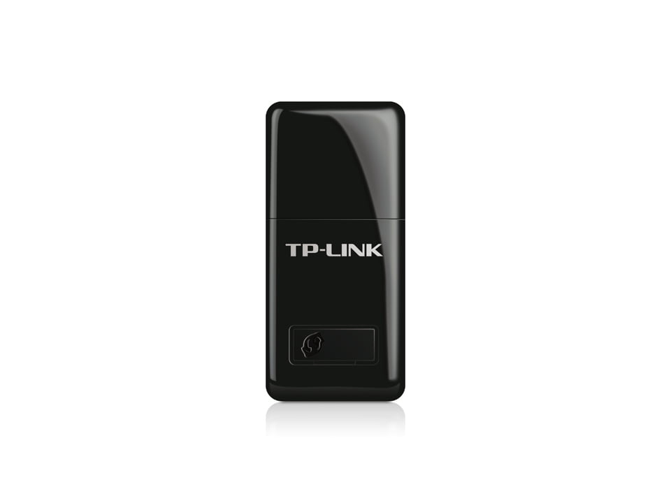 Adaptador Usb Wireless 300mbps Mini Tl-Wn823n Tp-Link
