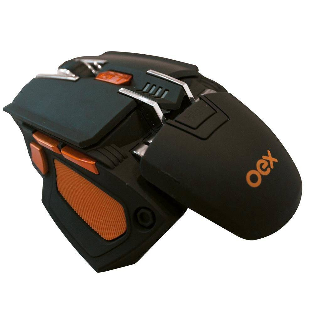 Mouse Gamer Cyber Ms306 Oex
