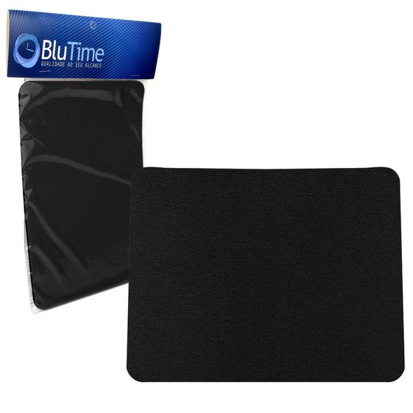 Mouse Pad Simples Preto Mp0003 Generico