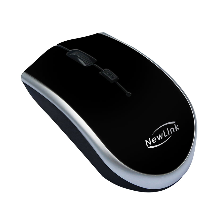 Mouse Sem Fio Wireless Start Mo202 Newlink