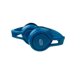 Headset Dobravel Energy Azul Hs111nl Newlink