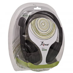 Headphone Headset Com Microfone Para Xbox 360 - Kp-324 Knup
