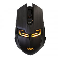 Mouse Gamer Killer 4000dpi 6 Botoes Macro Ms312 Oex