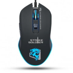 Mouse Gamer Strike Sold Mgss Elg