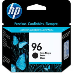 Cartucho De Tinta Hp 96 C8767wl Preto 22ml