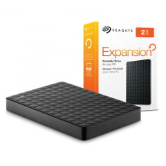 Hd Externo Seagate Expansion 2tb