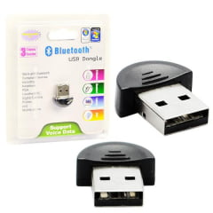 Mini Adaptador Bluetooth Usb 2.0 Ad0001 Genérico