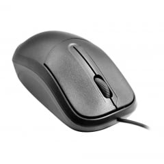 MOUSE C3 TECH MS-35BK PLUS PADRAO USB PRETO