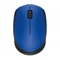 Mouse Wireless Azul M170 Logitech