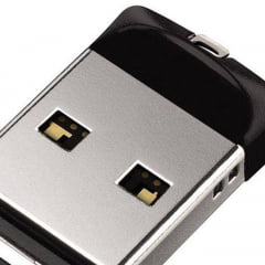 Pen Drive 16gb Cruzer Fit Usb 2.0 - Z33 Sandisk