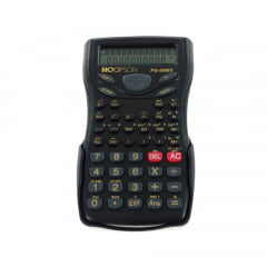 Calculadora Cientifica Hoopson Ps-89ms 10+2 Digitos 240 Funcoes Preta
