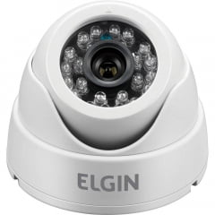 Camera Digital Dome 800 Tvl 24 Leds Infra Cm8136 Elgin